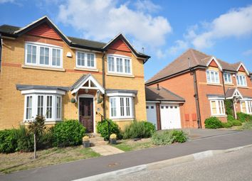 Thumbnail 4 bedroom detached house to rent in Larch End, Minster On Sea, Sheerness