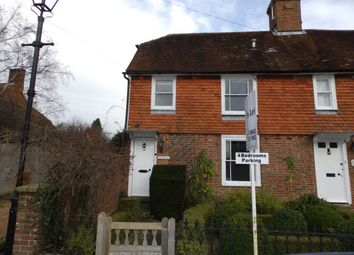 Thumbnail 4 bed semi-detached house to rent in High Street, Ticehurst, Wadhurst