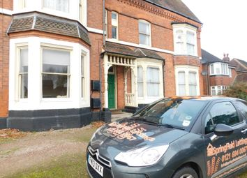 Thumbnail 1 bed flat to rent in Alcester Road South, Kings Heath, Birmingham