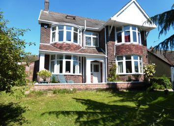 Thumbnail 4 bedroom detached house for sale in The Highway, New Inn, Pontypool