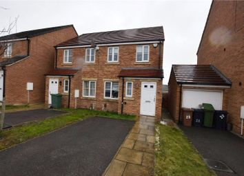 Thumbnail 2 bed terraced house to rent in Whinmoor Way, Leeds, West Yorkshire