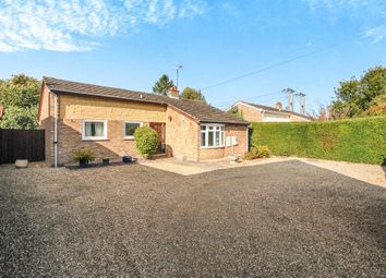 Thumbnail 3 bed detached bungalow for sale in Low Road, Burwell, Cambridge