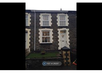Thumbnail 3 bed terraced house to rent in Mount Libanus Street, Treorchy