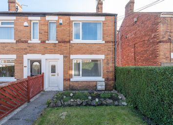 Thumbnail 2 bed terraced house for sale in Queens Avenue, Seaham, County Durham