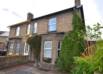 Thumbnail 3 bed semi-detached house to rent in Melbourn Road, Royston, Herts