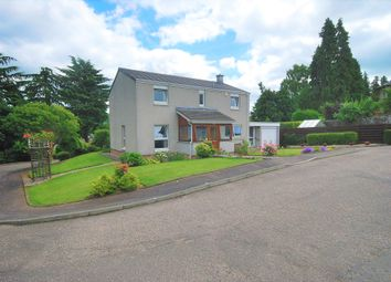 Thumbnail 4 bed detached house for sale in Craigie Place, Perth