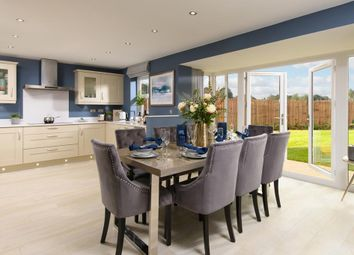 "Thumbnail 4 bed detached house for sale in ""Holden"" at Kingston Way, Market Harborough"