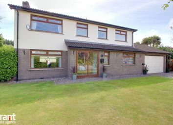 Thumbnail 4 bedroom detached house for sale in Brooklands Avenue, Newtownards