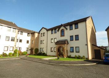Thumbnail 1 bed flat for sale in Battery Park Drive, Greenock