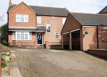 Thumbnail 5 bed detached house for sale in Station Road, Ibstock
