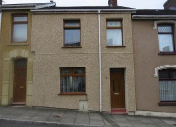 Thumbnail 3 bed town house for sale in Bigyn Road, Llanelli