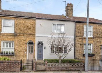 Thumbnail 3 bed terraced house for sale in Albany Road, Chislehurst