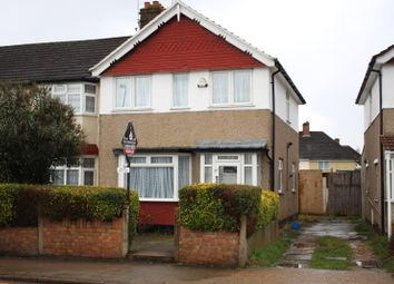 Thumbnail 3 bed end terrace house for sale in Harrow Road, Wembley