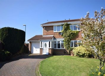 Thumbnail 2 bed end terrace house for sale in Westcliffe Way, South Shields