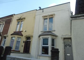 Thumbnail 2 bed terraced house for sale in Heath Street, Eastville, Bristol