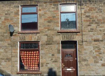 Thumbnail 3 bed terraced house for sale in John Street, Pentre