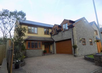 Thumbnail 5 bed detached house for sale in Tudor Grove, Margam, Port Talbot, Neath Port Talbot.