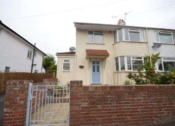 Thumbnail 4 bedroom semi-detached house for sale in Buckerell Avenue, St. Leonards, Exeter, Devon