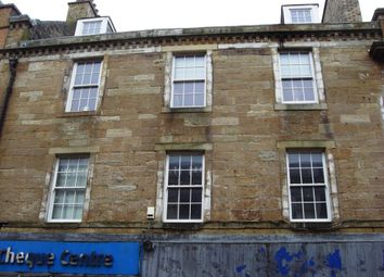 Thumbnail 1 bed flat to rent in High Street, Ayr