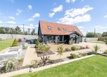 Thumbnail 5 bed detached house for sale in Hare & Hounds Corner, Hemingstone, Ipswich