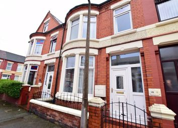 Thumbnail 3 bed terraced house to rent in Hothfield Road, Wallasey, Merseyside