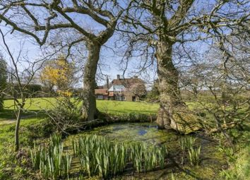 Thumbnail 5 bed equestrian property for sale in Hugletts Lane, Heathfield, East Sussex