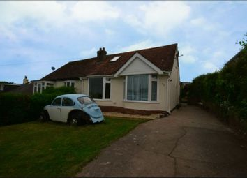 Thumbnail 3 bed semi-detached bungalow to rent in Marldon Cross Hill, Marldon, Paignton