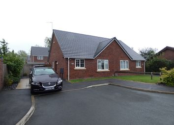 Thumbnail 2 bed bungalow for sale in Mowden Close, Oldham