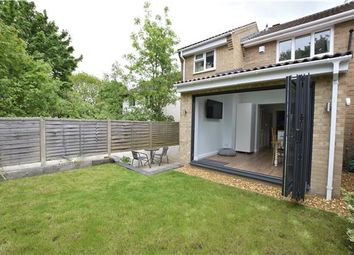 Thumbnail 3 bed end terrace house for sale in Ladd Close, Kingswood