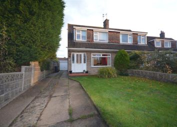 Thumbnail 3 bed semi-detached house for sale in Beech Avenue, Keyworth, Nottingham