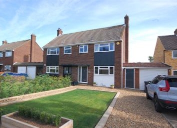 Thumbnail 3 bed semi-detached house for sale in Colston Crescent, Goffs Oak, Waltham Cross