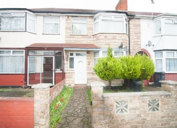 Thumbnail 3 bed terraced house for sale in Brent Road, Southall