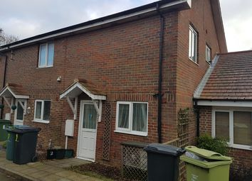 Thumbnail 2 bed terraced house for sale in Lucy Way, Bexhill-On-Sea