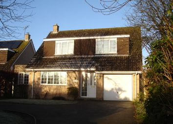 Thumbnail 4 bed detached house to rent in Sheeplands Lane, Sherborne, Dorset