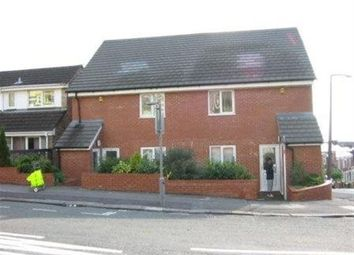 Thumbnail 1 bed flat to rent in St. Pauls Avenue, Barry