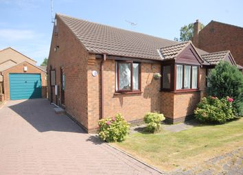 Thumbnail 2 bed semi-detached bungalow for sale in Percy Road, Hunmanby