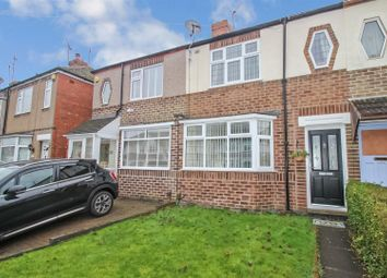 Thumbnail 2 bed terraced house for sale in Tennyson Road, Poets Corner, Coventry