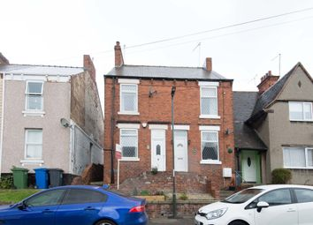 Thumbnail 2 bed semi-detached house for sale in Prospect Road, Old Whittington, Chesterfield