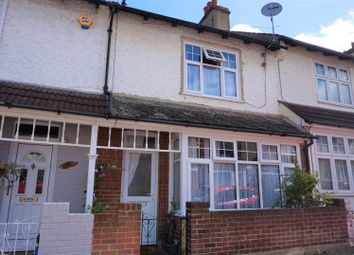 Thumbnail 2 bed terraced house for sale in Albany Road, Gillingham