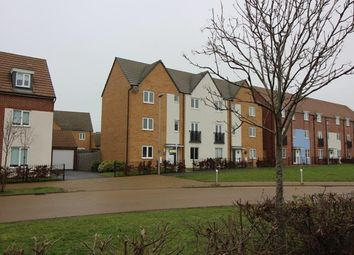 Thumbnail 5 bedroom town house to rent in Watercress Way, Broughton, Milton Keynes