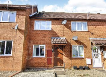 Thumbnail 2 bed terraced house for sale in Salters Close, Worcester