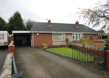 Thumbnail 2 bed semi-detached bungalow for sale in Mill Avenue, Great Sankey, Warrington