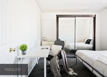 Thumbnail 3 bed flat to rent in Dames Road, London