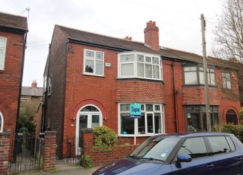 Thumbnail 3 bedroom semi-detached house for sale in Newport Road, Chorlton Cum Hardy, Manchester