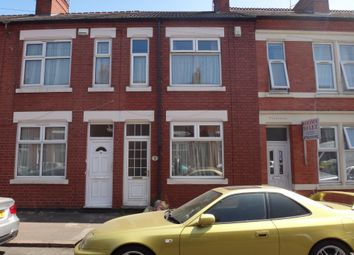 Thumbnail 2 bed terraced house for sale in Trafford Road, Off Uppingham Road, Leicester
