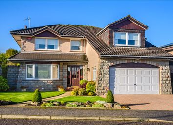Thumbnail 4 bed detached house for sale in 31 Queens Den, Aberdeen