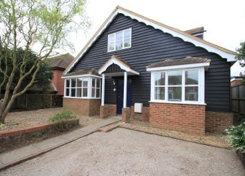 Thumbnail 4 bed detached house to rent in High Street, Wivenhoe, Colchester