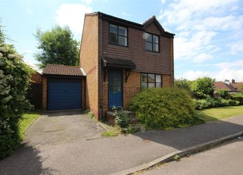 Thumbnail 3 bedroom detached house to rent in Marmet Avenue, Letchworth Garden City