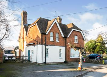 Thumbnail 4 bed detached house for sale in Station Road, Cowfold, Horsham