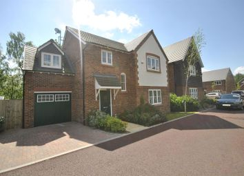 Thumbnail 4 bedroom detached house to rent in The Sidings, Mouldsworth, Chester